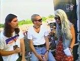 Alice in Chains Headbangers Ball interview Lollapalooza 1993