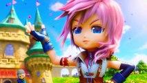 Itadaki Street : Dragon Quest and Final Fantasy 30th Anniversary - Cinématique thème Final Fantasy