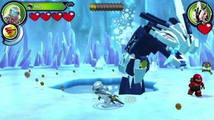 LEGO Ninjago Shadow of Ronin - Frost-bite Chamber (Boss Fight)