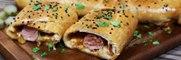 بالفيديو، طريقة عمل رولز بيتزا الهوت دوغ
