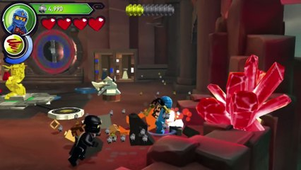 LEGO Ninjago Shadow of Ronin - The Fulcrum Chamber