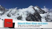 Au sommet du Mont-Blanc : du rêve à la réalité