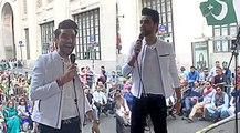 Amanat Ali Singing Dil Dil Pakistan In America