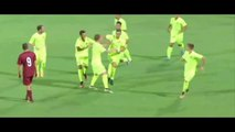Ravenna - Santarcangelo 3-0 Gol e sintesi HD - Coppa Italia Lega Pro 6/8/2017