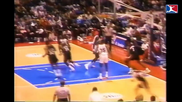 10 NBA Players Who Dunked on 77 Manute Bol