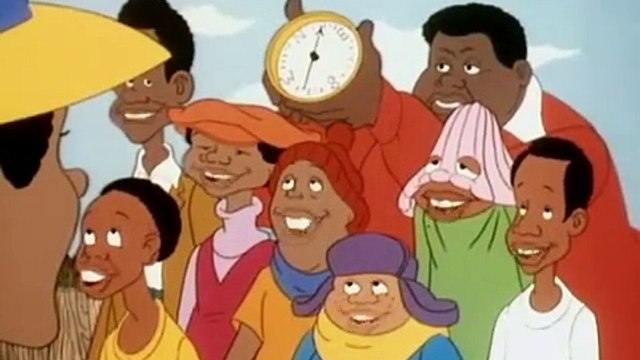 Fat Albert and the Cosby Kids S 2 E 3