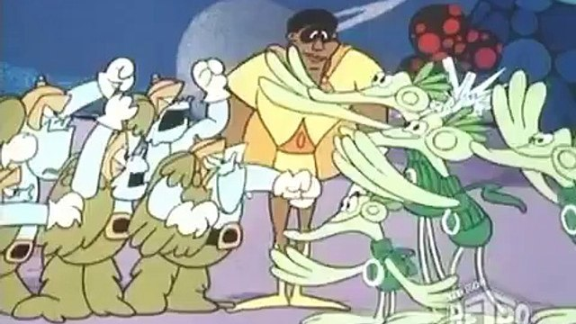 Fat Albert and the Cosby Kids S 5 E 1