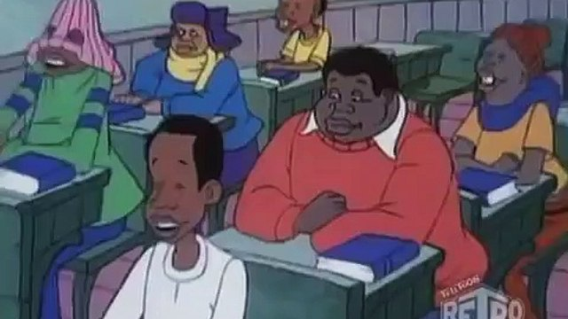 Fat Albert and the Cosby Kids S 4 E 3