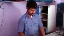 Çaycının Sigarası Patlarsa   Komik Videolar   İlginç Videolar