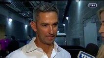 Jorge Posadas advice for Derek Jeter on Jeter Night