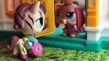 MİNİŞLER: KÖTÜ BAKICI - Minişler Cupcake Tv - Littlest Pet Shop - Türkçe Miniş Videoları - LPS Mini