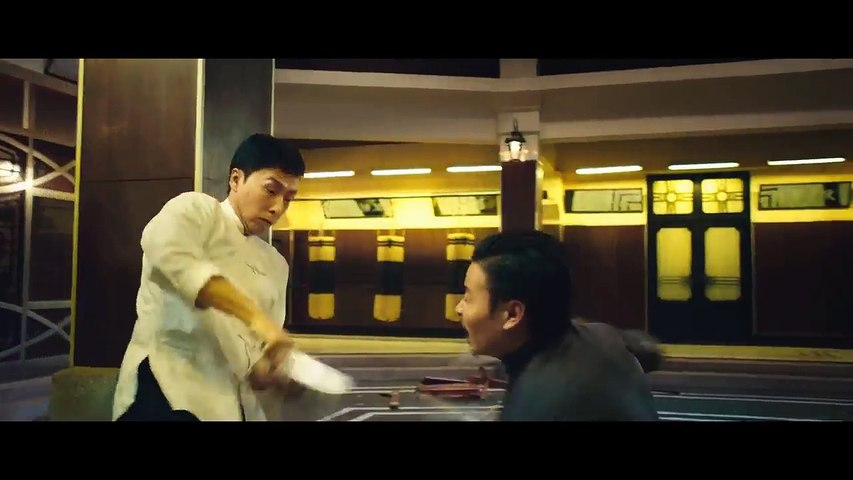 Ip Man 3 Donnie Yen 甄子丹 final fight scene | Godialy.com