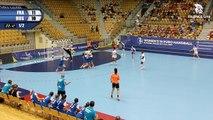 EURO U19F - FINALE - FRANCE vs RUSSIE (Résumé vidéo)