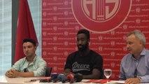 Antalyaspor, Djourou ile 2 Yıllık Sözleşme İmzaladı