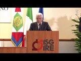 Il Presidente Mattarella all'Istituto Nazionale Tumori Regina Elena Istituti e Fisioterapici Ospital