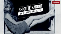 Brigitte Bardot en 5 chansons cultes