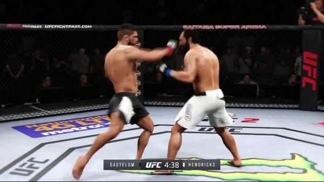UFC 200 JOHNY HENDRICKS  VS. KELVIN GASTELUM  PREDICTIONS