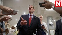 Trump attacks Senator Blumenthal again for supporting Russian collusion investigation