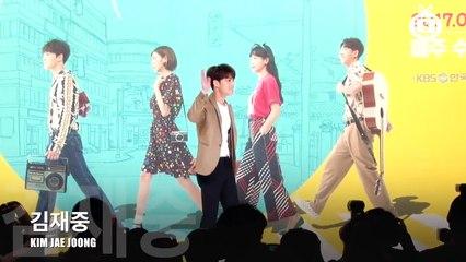 Z영상] 김재중, 세상 가장 아름다운 미소~(KBS 맨홀 KIM JAE JOONG ver.)