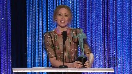 Claire Foy Acceptance Speech | 23rd SAG Awards