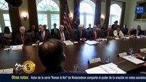 Estudio biblico en la Casa Blanca luego de 100 años