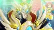 Карточные бои «Авангарда» / Cardfight!! Vanguard: Link Joker Hen 3 сезон 57 серия [озв. Bu