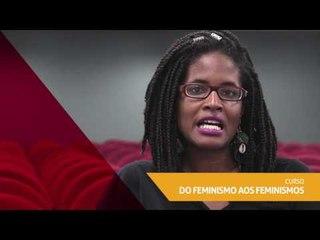 """Djamila Ribeiro convida para o curso """"Do Feminismo aos Feminismos"""""""