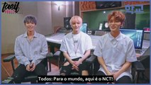 [PT-BR] NCT (TAEIL, TAEYONG, DOYOUNG) - Stay In My Life (School 2017 OST) [Making of]