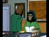004 Part 2 Planet of the Apes Cartoon Tunnel of Fear Episode 004