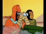005 Part 1 Planet of the Apes Cartoon The Unearthly Prophecy Episode 005