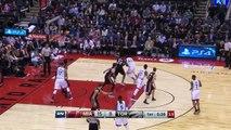 Hassan Whiteside Amazing Block On Siakam Miami Heat Vs Toronto Raptors NBA Basketball 11/4