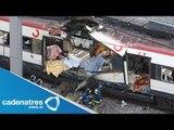 A 10 años de los atentados terroristas en los trenes de Madrid / 10 años del 11-M