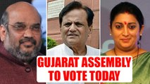 Gujarat Assembly elections: Congress  & BJP fate to be decided today | Oneindia News
