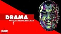 DRAMA Dope Trap Beat Instrumental 2017 | Dark Hard Rap Trap Type Beat | Free DL | The Beat