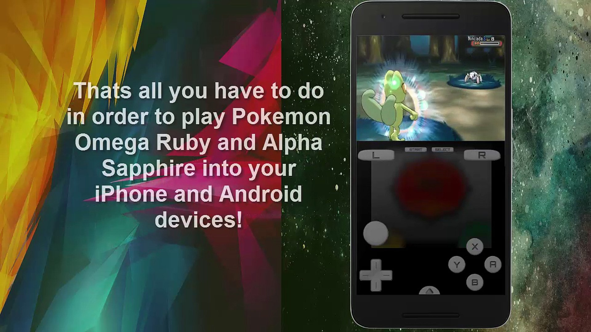 pokemon omega ruby android