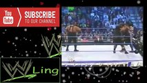 WWE The Undertaker vs Mark Henry and Big Daddy WWE a Match of Giants SmackDown Full Match
