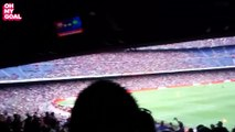 Les fans du Barça chantent des chants anti-Neymar au Camp Nou