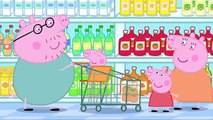 Peppa Pig - Les Spaghettis (clip)
