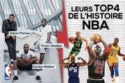 Jabari PARKER, Victor OLADIPO & Kemba WALKER nous donnent leur équipe de rêve NBA !