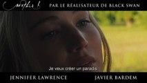 Mother ! : bande-annonce glaçante du nouveau cauchemar d'Aronofsky