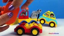 Et des voitures grue feu première pour enfants mouvement mon arrêter pétrolier jouets un camion camions lego