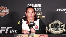 UFC 214: Cris Cyborg Post-Fight Press Conference - MMA Fighting