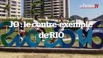 Un an après ses JO, Rio abandonné
