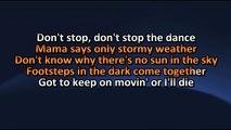 Bryan Ferry Dont Stop the Dance Karaoke FULL Version
