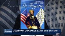 L'écrivain Gonzague Saint Bris est mort