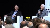 Tor? Kein Tor! Kein Tor! Kein Tor! Seeler, Tilkowski und Schulz sind sich einig!