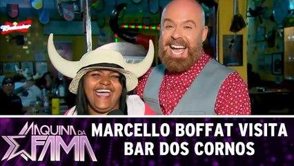 Marcello Boffat conhece o bar dos cornos