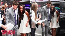 Rachel Lindsay and Bryan Abasolo Appear Together for GMA
