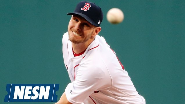 Red Sox Lineup: Chris Sale Takes Mound Against AL East Foe