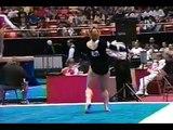 1999 NCAA Championships Kathy Burke